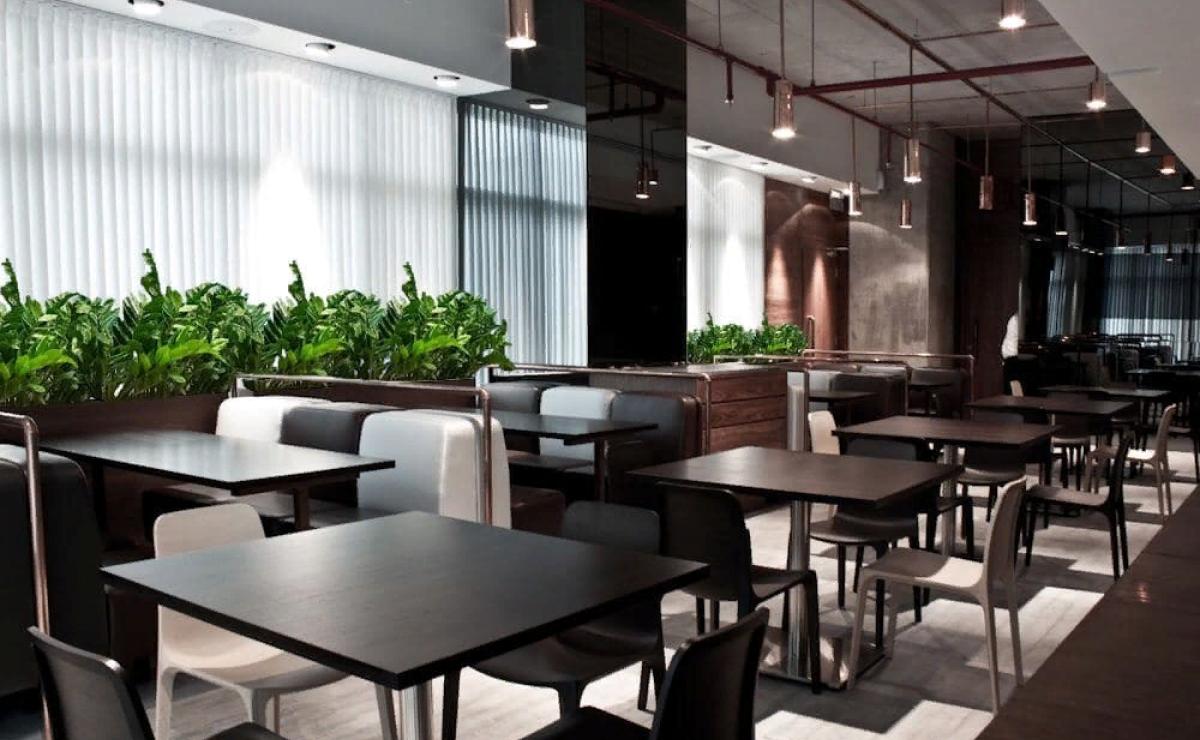 photo кафересторан 2 - Озеленение ресторанов и кафе